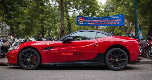 Ferrari California Hamann độc nhất Việt Nam tái xuất tại Hà Nội - Ảnh 3.