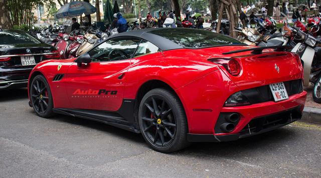 Ferrari California Hamann độc nhất Việt Nam tái xuất tại Hà Nội - Ảnh 2.