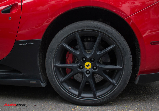 Ferrari California Hamann độc nhất Việt Nam tái xuất tại Hà Nội - Ảnh 4.