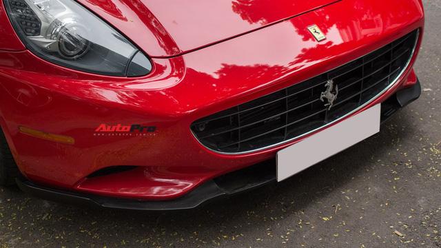 Ferrari California Hamann độc nhất Việt Nam tái xuất tại Hà Nội - Ảnh 5.