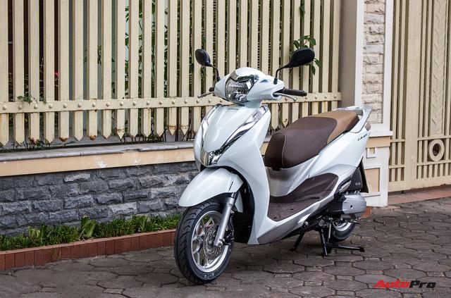 Loạt xe máy mới, giá mềm đáng chú ý ra mắt tại Việt Nam trong năm 2017 - Ảnh 1.