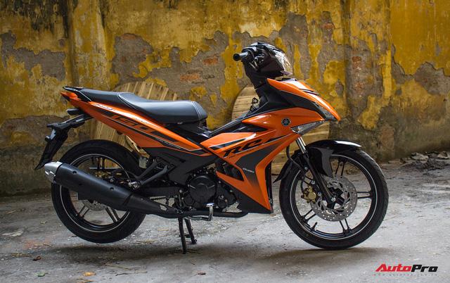 Cận cảnh Yamaha Exciter 150 màu mới tại Việt Nam - Ảnh 2.