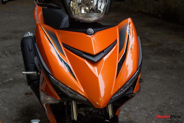 Cận cảnh Yamaha Exciter 150 màu mới tại Việt Nam - Ảnh 4.
