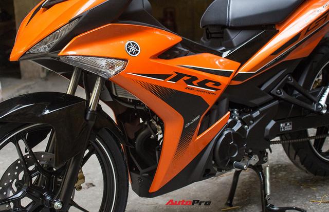 Cận cảnh Yamaha Exciter 150 màu mới tại Việt Nam - Ảnh 7.