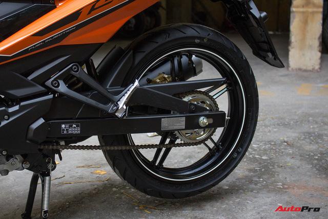 Cận cảnh Yamaha Exciter 150 màu mới tại Việt Nam - Ảnh 13.