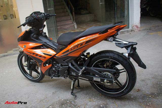 Cận cảnh Yamaha Exciter 150 màu mới tại Việt Nam - Ảnh 11.