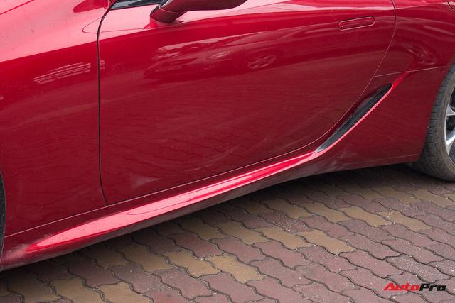 Diện kiến Lexus LC500 2018 đầu tiên tại Việt Nam - Ảnh 11.