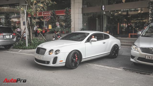 Siêu xe đã bị khai tử Bentley Supersports tái xuất tại Sài Gòn - Ảnh 1.