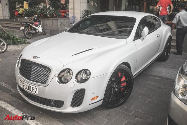 Siêu xe đã bị khai tử Bentley Supersports tái xuất tại Sài Gòn - Ảnh 2.