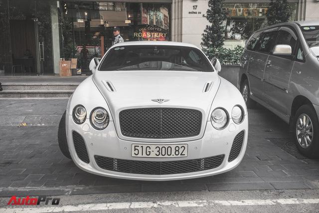 Siêu xe đã bị khai tử Bentley Supersports tái xuất tại Sài Gòn - Ảnh 8.