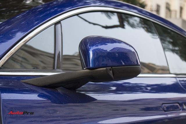 Hàng hiếm Aston Martin Rapide đổi màu tại Hà Nội - Ảnh 10.