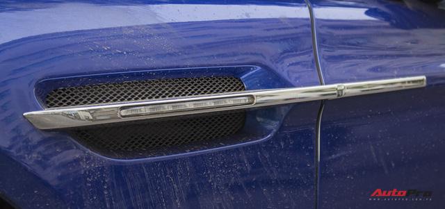 Hàng hiếm Aston Martin Rapide đổi màu tại Hà Nội - Ảnh 11.