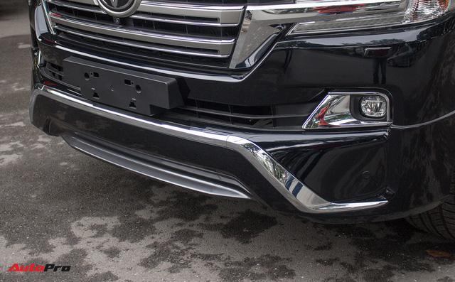 Hàng hiếm Toyota Land Cruiser từ Trung Đông giá gần 6 tỷ đồng tại Hà Nội - Ảnh 6.