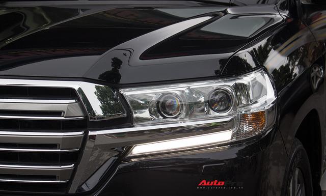 Hàng hiếm Toyota Land Cruiser từ Trung Đông giá gần 6 tỷ đồng tại Hà Nội - Ảnh 8.