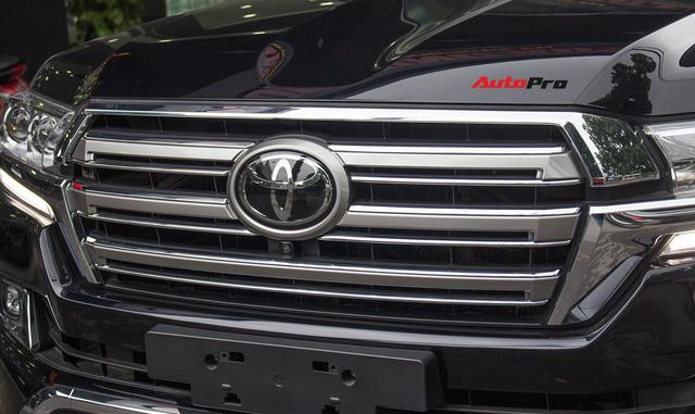 Hàng hiếm Toyota Land Cruiser từ Trung Đông giá gần 6 tỷ đồng tại Hà Nội - Ảnh 7.