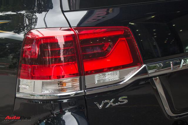 Hàng hiếm Toyota Land Cruiser từ Trung Đông giá gần 6 tỷ đồng tại Hà Nội - Ảnh 11.