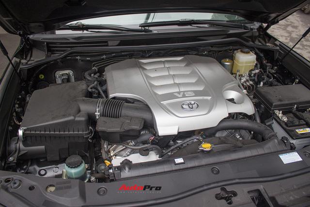 Hàng hiếm Toyota Land Cruiser từ Trung Đông giá gần 6 tỷ đồng tại Hà Nội - Ảnh 26.