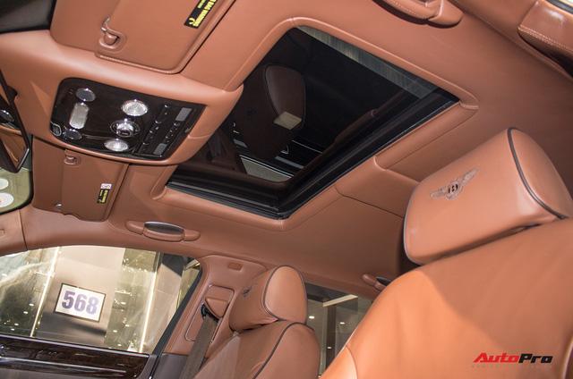 Xe siêu sang Bentley hạ nửa giá sau 7 năm - Ảnh 19.