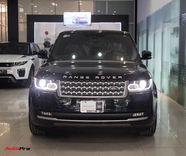 Rẻ gần một nửa xe mới, Range Rover Autobiography LWB lăn bánh 12.000 km bán lại giá chỉ 6,2 tỷ đồng - Ảnh 3.