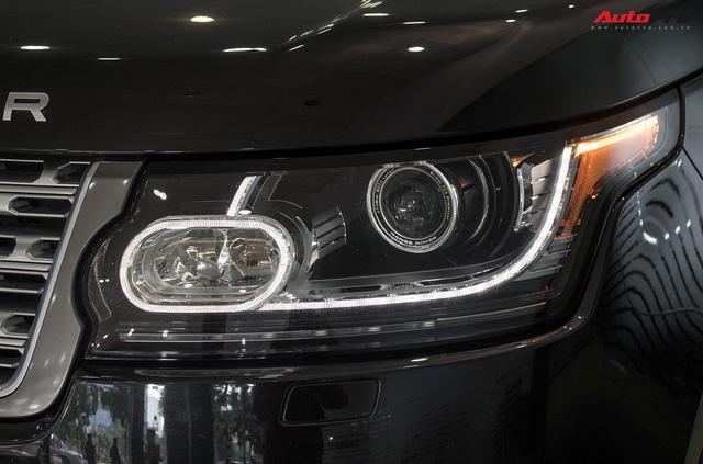 Rẻ gần một nửa xe mới, Range Rover Autobiography LWB lăn bánh 12.000 km bán lại giá chỉ 6,2 tỷ đồng - Ảnh 6.