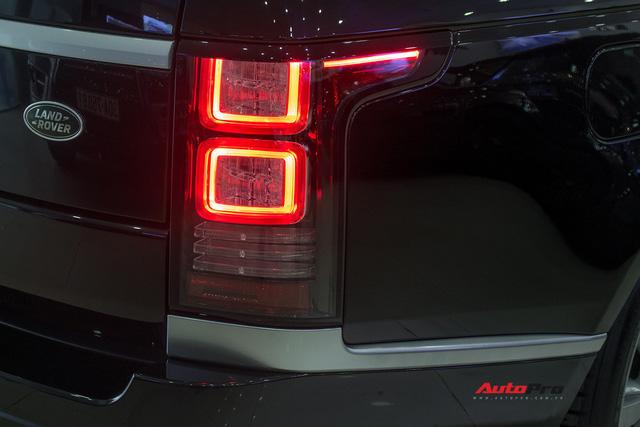 Rẻ gần một nửa xe mới, Range Rover Autobiography LWB lăn bánh 12.000 km bán lại giá chỉ 6,2 tỷ đồng - Ảnh 10.
