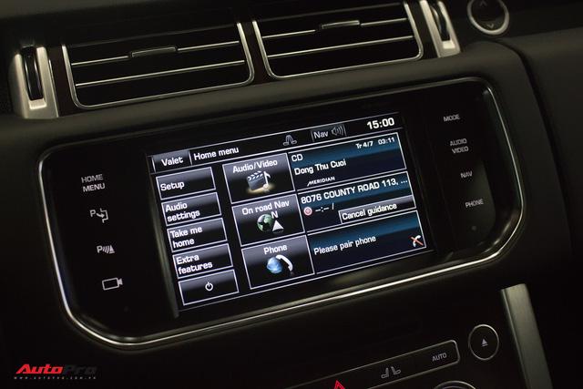 Rẻ gần một nửa xe mới, Range Rover Autobiography LWB lăn bánh 12.000 km bán lại giá chỉ 6,2 tỷ đồng - Ảnh 13.
