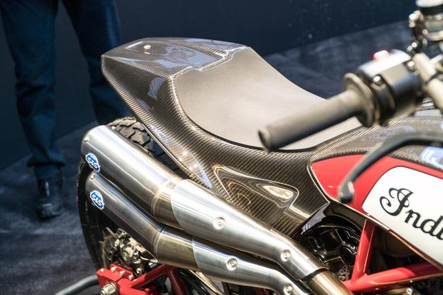 Đây có thể là chiếc mô tô ấn tượng nhất tại triển lãm EICMA 2017 - Ảnh 12.