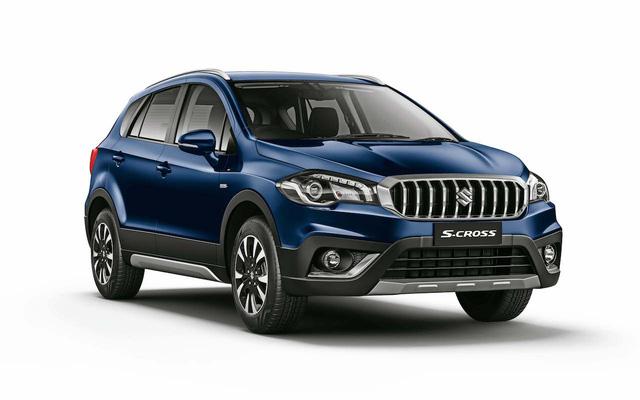 Crossover giá bèo và tiết kiệm nhiên liệu Suzuki S-Cross 2017 được vén màn - Ảnh 5.