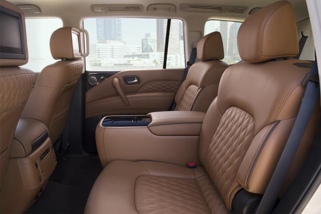 Infiniti QX80 2018 chốt giá từ 64.750 USD, cạnh tranh Lexus LX570 - Ảnh 5.