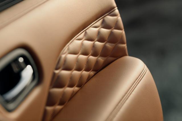 Diện kiến SUV hạng sang cỡ lớn Infiniti QX80 2018 sắp ra mắt vào tháng sau - Ảnh 5.