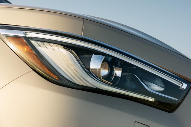 Diện kiến SUV hạng sang cỡ lớn Infiniti QX80 2018 sắp ra mắt vào tháng sau - Ảnh 3.