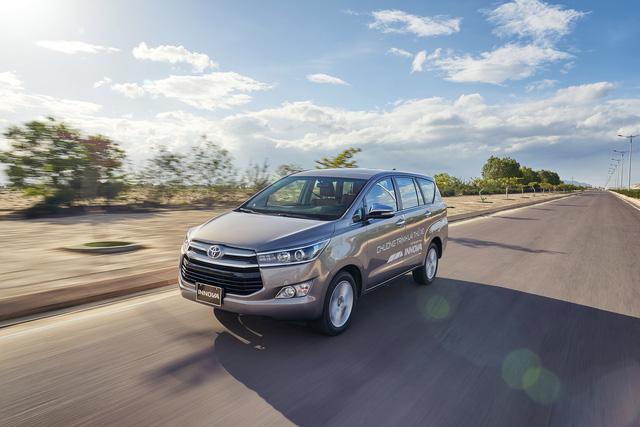 Năm 2016, Người Việt mua hơn 57 ngàn xe Toyota - Ảnh 2.