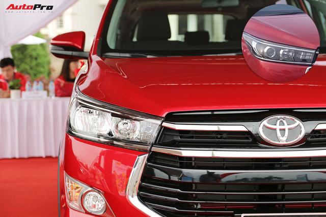 Toyota Innova vừa mới về Việt Nam bị cắt nhiều trang bị - Ảnh 1.