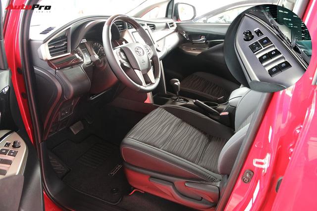 Toyota Innova vừa mới về Việt Nam bị cắt nhiều trang bị - Ảnh 7.