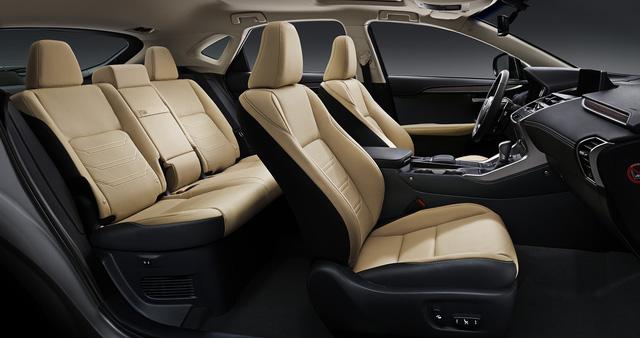 Đấu xe sang bán chạy nhất Việt Nam, Lexus NX300 chốt giá hơn 2,4 tỷ đồng - Ảnh 7.