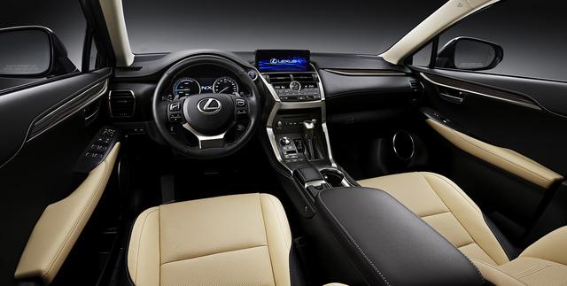 Đấu xe sang bán chạy nhất Việt Nam, Lexus NX300 chốt giá hơn 2,4 tỷ đồng - Ảnh 6.