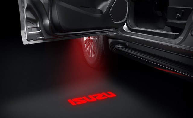 SUV 7 chỗ Isuzu mu-X có thêm phiên bản mới tại Trung Quốc - Ảnh 6.