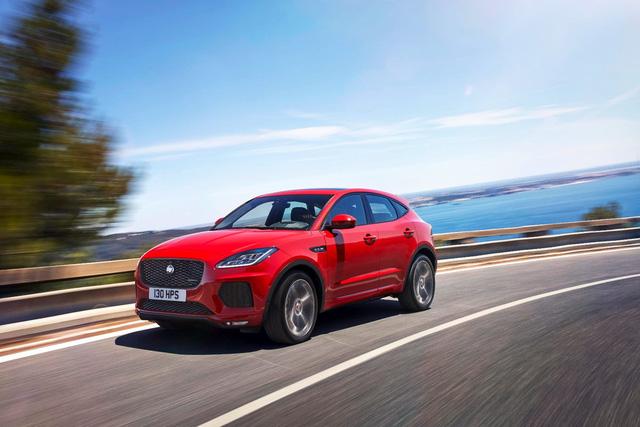 E-Pace - SUV cỡ nhỏ của Jaguar - có gì hấp dẫn? - Ảnh 5.