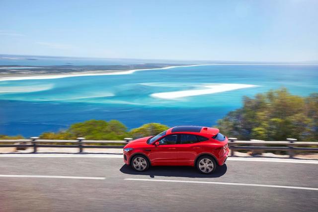 E-Pace - SUV cỡ nhỏ của Jaguar - có gì hấp dẫn? - Ảnh 1.