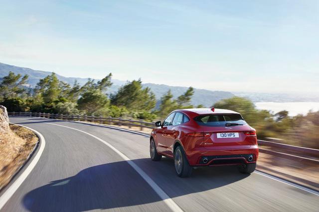 E-Pace - SUV cỡ nhỏ của Jaguar - có gì hấp dẫn? - Ảnh 2.