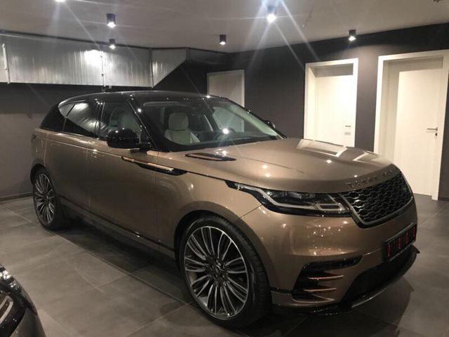 Range Rover Velar First Edition hàng hiếm sắp về tay đại gia Quảng Ninh - Ảnh 1.