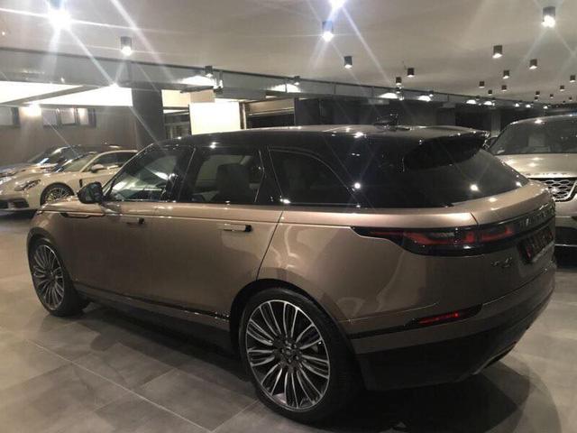 Range Rover Velar First Edition hàng hiếm sắp về tay đại gia Quảng Ninh - Ảnh 4.