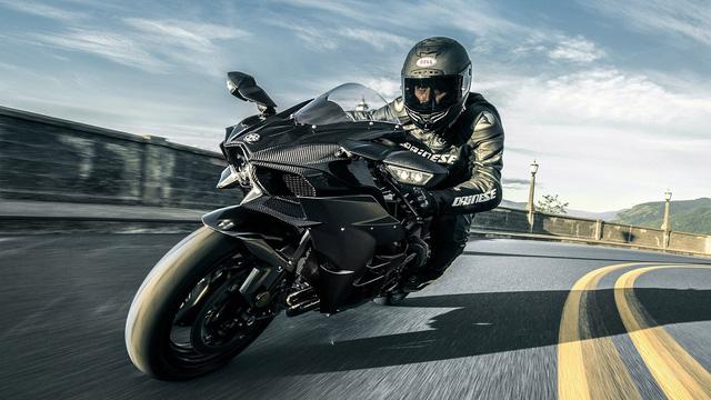 Muốn mua Kawasaki Ninja H2 Carbon, khách hàng phải đặt cọc 10.000 USD - Ảnh 9.