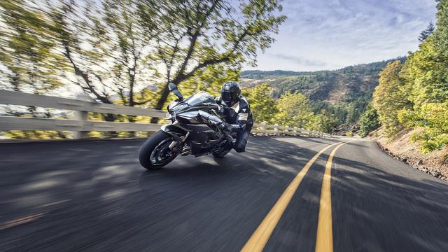 Muốn mua Kawasaki Ninja H2 Carbon, khách hàng phải đặt cọc 10.000 USD - Ảnh 11.