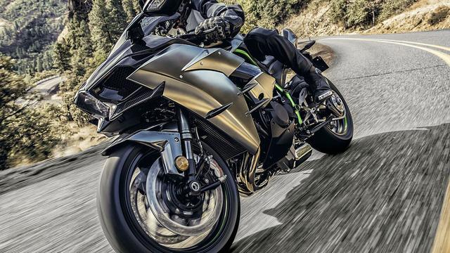 Muốn mua Kawasaki Ninja H2 Carbon, khách hàng phải đặt cọc 10.000 USD - Ảnh 7.