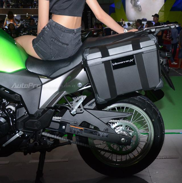 Xế phượt Kawasaki Versys-X 300 2017 giá từ 150 triệu Đồng có gì hot? - Ảnh 6.