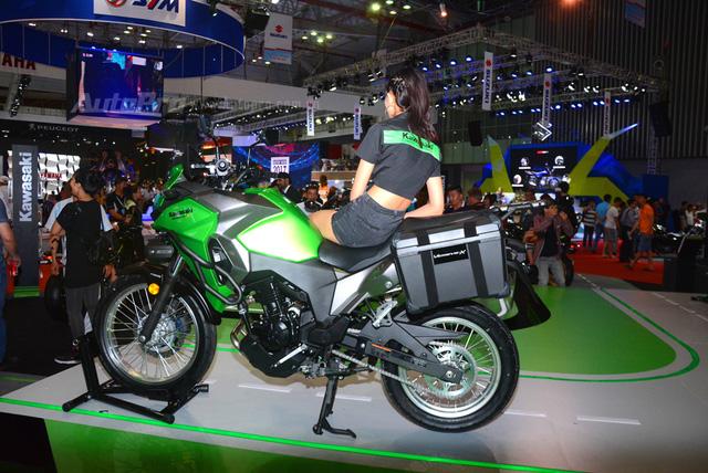 Xế phượt Kawasaki Versys-X 300 2017 giá từ 150 triệu Đồng có gì hot? - Ảnh 8.