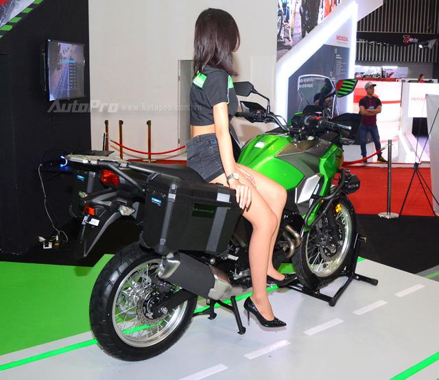 Xế phượt Kawasaki Versys-X 300 2017 giá từ 150 triệu Đồng có gì hot? - Ảnh 4.