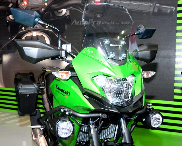 Xế phượt Kawasaki Versys-X 300 2017 giá từ 150 triệu Đồng có gì hot? - Ảnh 5.