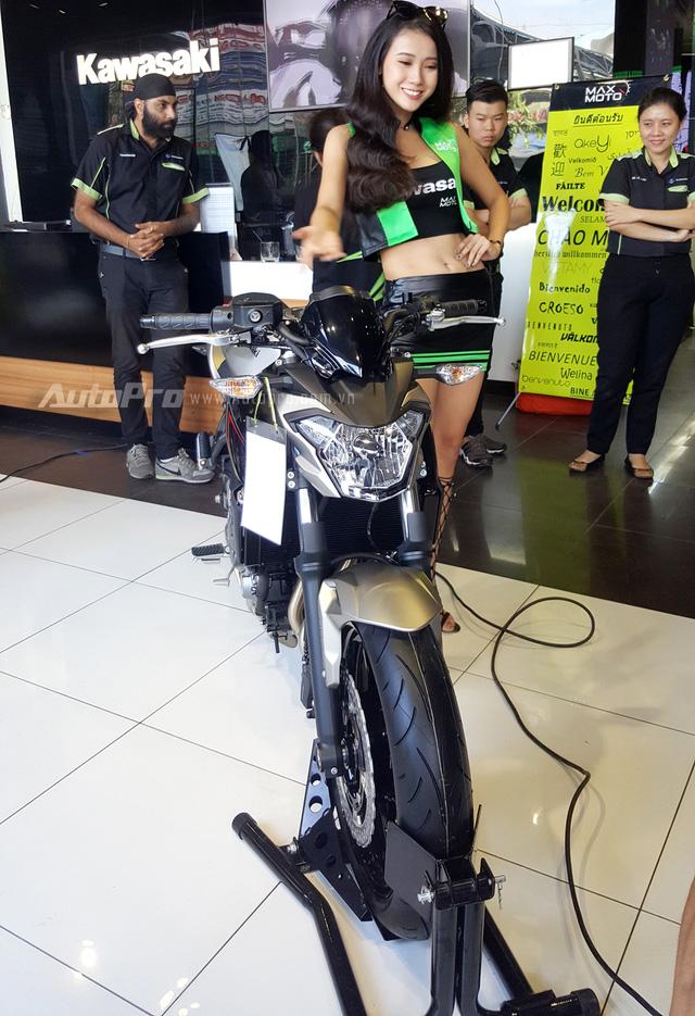 Kawasaki Z650 2017 chốt giá 218 triệu Đồng có gì hot? - Ảnh 1.